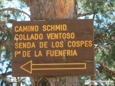 Siete Picos_La Sierra del Dragón; senderismo en asturias puente en noviembre grupos de personas par